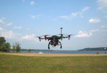 Priolo| Drone in volo sulla riserva Saline, denunciato