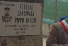 Siracusa| La gradinata da oggi si chiama Pippo Imbesi