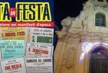Augusta| In Festa- il racconto della tradizione dei manifesti d'epoca