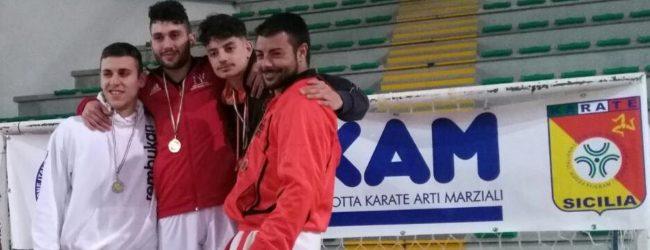 Melilli| Kumite. Pizzo, Alibrandi e Anastasi attesi ad Ostia