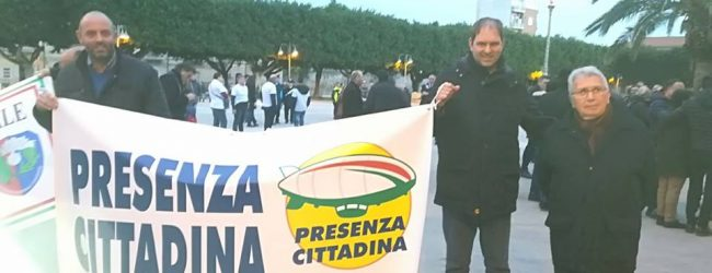 "Siracusa  Giovedi i candidati di ""Presenza Cittadina"""