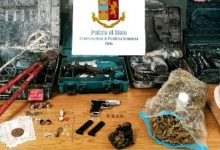 Noto  Trovato forziere di una organizzazione criminale