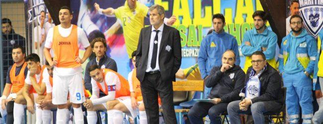 Augusta| Calcio a 5, Serie A: Maritime Augusta è separazione con Coach Miki