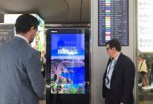 Catania| Il Digikiosk all'aeroporto di Fontanarossa, totem digitale per scoprire la Sicilia dell'Est