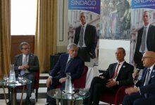Siracusa| Tajani, Miccichè e Armao in città