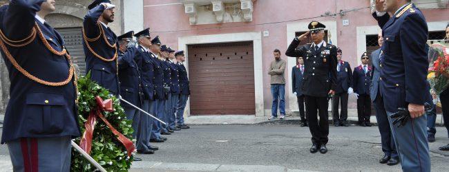 Lentini   Ricordato il sacrificio della guardie di pubblica sicurezza Salvatore Reina e Carmelo Rao