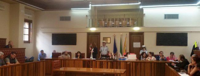 Augusta| Crisi idrica in Aula. L'opposizione presenta una proposta<span class='video_title_tag'> -Video</span>