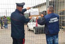 Francofonte   Azienda di autodemolizioni priva di autorizzazione, denunciati due coniugi