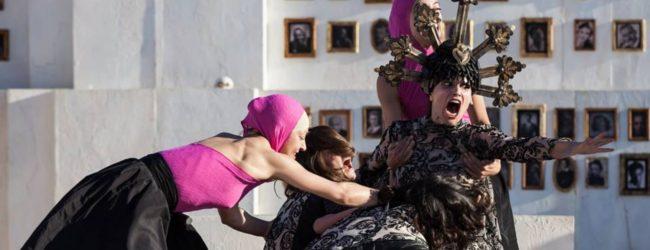 Siracusa  Stasera la prima di Eracle, tra donna e mito
