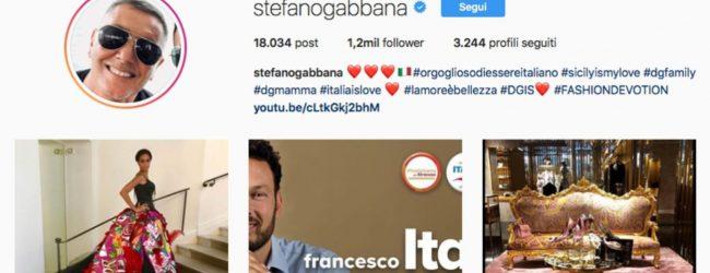 "Siracusa| Gabbana ""vota"" Francesco Italia sindaco"