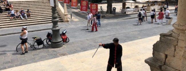 Noto| Infiorata, arrivano gli studenti cinesi