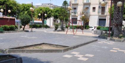 Lentini | Nuovo parco giochi di piazza Taormina, domani l'inaugurazione