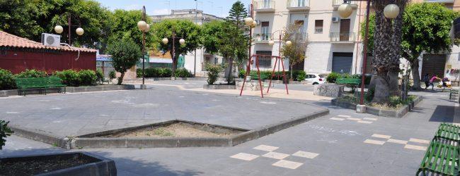 Lentini   Nuovo parco giochi di piazza Taormina, venerdì l'inaugurazione