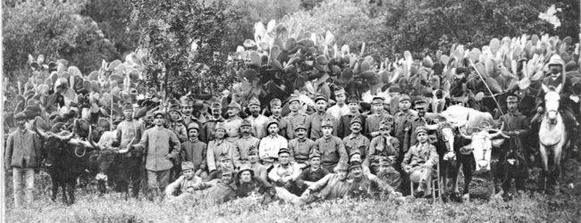 Lentini   Giornata del Decorato, conferenza sui prigionieri austro-ungarici in Sicilia