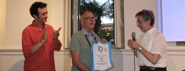 Augusta  Romolo Maddaleni ha ottenuto l'onorificenza di Bfi