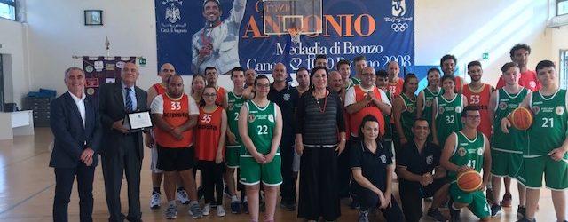 Augusta  Baskin: la squadra dell'Arangio Ruiz batte la squadra open di Noto