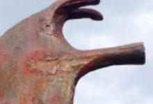 Siracusa| Un cavallo corinzio a Piazzale Marconi
