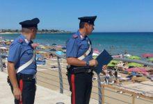Avola| Controlli e sanzioni lungo il litorale