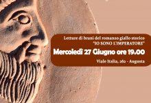 Augusta| Stefano Conti e l'imperatore Giuliano tra archeologia e mistero