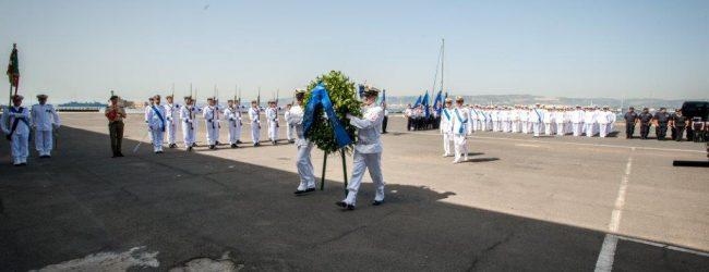 Augusta  Giornata della Marina militare. Marina unita al territorio