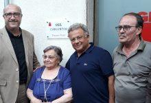 Carlentini | Intitolata a Peppino Russo la nuova sede della Camera del Lavoro