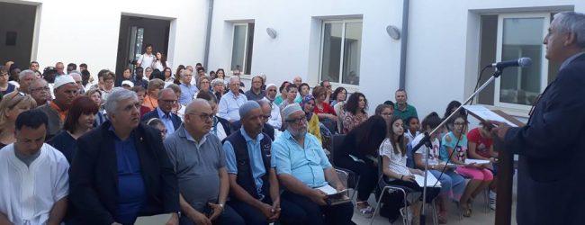 Augusta  Testimonianze di pace: musulmani, protestanti e cattolici insieme