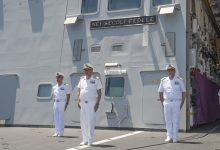 Augusta| Marina militare: cambio al comando di Mare Sicuro