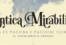 "Siracusa| Mostra Inda ""Antica Mirabilia"""