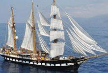 Augusta| Nave Palinuro in sosta al porto