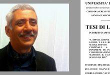 Augusta| Tesi di laurea: Rino Piscitello analizza lo scioglimento del consiglio comunale
