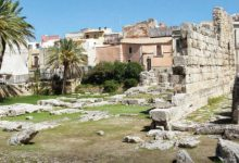 Siracusa  Vivere il Tempio di Apollo con Nuova Acropoli