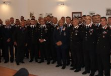 "Noto| Visita del comandante interregionale CC. ""Culquaber"" Luigi Robusto"