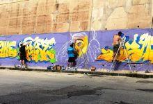 Augusta| Successo per la Zucca's Street Art