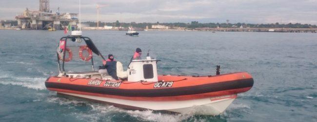 Augusta| Imbarcazione in avaria: Guardia costiera presta soccorso a 6 persone