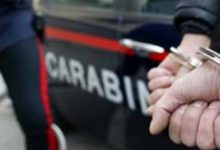 Lentini | È ai domiciliari ma esce di casa, rintracciato e arrestato dai carabinieri
