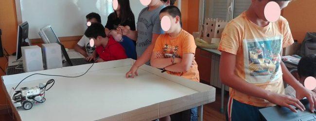 Augusta| Indipendence Code gli alunni del Principe di Napoli programmano un robot