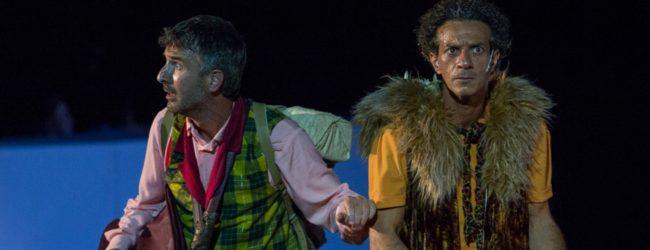 Siracusa  Inda. Al teatro greco si festeggia con Cavalieri e Rane