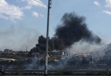 "Siracusa  M5S: ""Siracusa brucia e continua a bruciare"""
