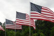Augusta  Celebrato il giorno dell'indipendenza degli Stati Uniti