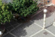 Augusta| Piazza della Rotonda immersa nel degrado