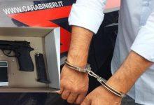 Siracusa| Droga e una pistola in casa. Arrestato