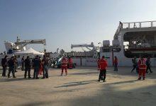 Augusta| Migranti approdati Fontane Bianche al porto  e poi nei centri di accoglienza