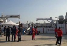 Augusta| Sbarcati 59 migranti, fermati 2 scafisti lituani