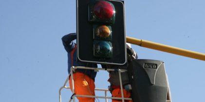 Lentini   I semafori guasti presto nuovamente in funzione