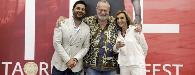 Taormina| Taormina Film Fest, incontro col regista Terry Gilliam