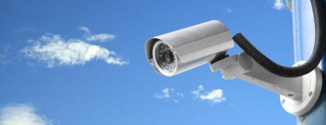 Lentini | Manutenzione videosorveglianza, via alle procedure per il rinnovo del servizio