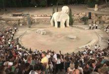 """Siracusa   """"Edipo a Colono"""" nel teatro di Epidauro, Granata: «Un trionfo»"""