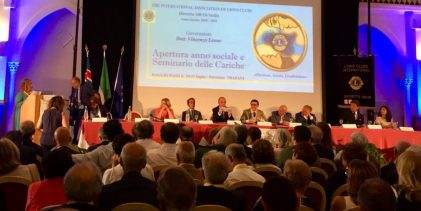 Sicilia   Lions, a Petrosino primo appuntamento del nuovo anno sociale del Distretto
