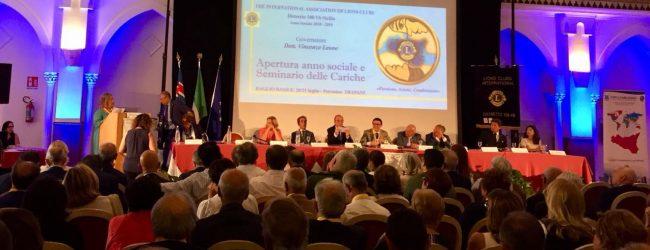 Sicilia | Lions, a Petrosino primo appuntamento del nuovo anno sociale del Distretto