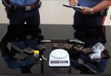 Siracusa   Droga e armi in casa, due siracusani arrestati dai carabinieri
